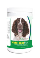 Healthy Breeds 840235122678 English Springer Spaniel Multi-Tabs Plus Chewable Tablets - 365 Count