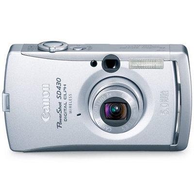 5.0MP Wi Fi Ready Digital Camera, PowerShot ELPH - CANON INC/TOKYO VIDEO DIVISION