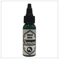Element Goblin Green Tattoo Ink - 1oz by Element Tattoo Supply