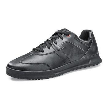 Shoes For Crews Freestyle Men's Black Slip Resistant Trainers, Style 38140,6 UK (39 EU)