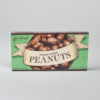 Necco Haviland Double Dipped Chocolate Peanuts