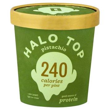 Halo Top Pistachio Ice Cream, 1 pint