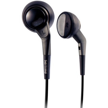 Phillips Philips SHE2650 Stereo Earphone - Wired - 12 Hz 22 kHz - Nickel Plated - Binaural - 3.28 ft Cable