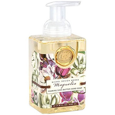 Michel Design Works Foaming Hand Soap, 17.8-Ounce, Magnolia [Magnolia]