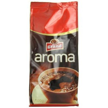 Grand Ground Coffee, Aroma, 17.5 Ounce by Grand [Foods]