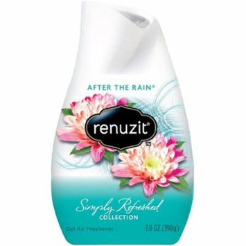 Renuzit Simply Refreshed Collection Gel Air Freshener, After The Rain 7 oz (Pack of 6)