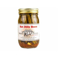 Byler's Hot Dilly Beans 16oz - (Two Pack)