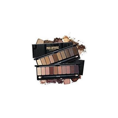 Clio Pro Single Layering Eye Palette, No.3, 0.04 Ounce