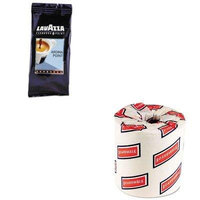 KITBWK6180LAV0425 - Value Kit - Lavazza Aroma Point Espresso Cartrdg (LAV0425) and White 2-Ply Toilet Tissue, 4.5quot; x 3quot; Sheet Size (BWK6180)