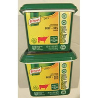 Knorr LeGout 095 Gluten Free Low Sodium Beef Base 1 Pound, (Pack of 2)