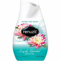 Renuzit Simply Refreshed Collection Gel Air Freshener, After The Rain 7 oz (Pack of 2)