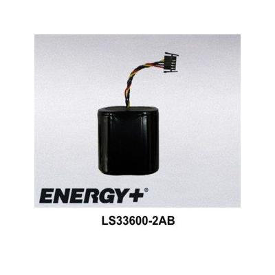 ALLEN BRADLEY 1756-L62 (Series A) Replacement Battery by Fedco LS33600-2AB