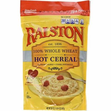 12 PACKS : Ralston Hot Cereal - 20 oz