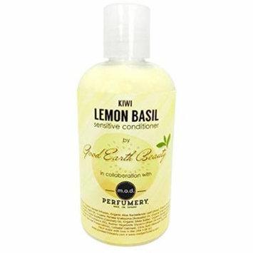 Conditioner Kiwi Lemon Basil Healthy Scalp Natural By Good Earth Beauty