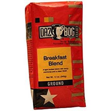 Dazbog Coffee Breakfast Blend 12 oz. bag Ground, Denver's Best Coffee