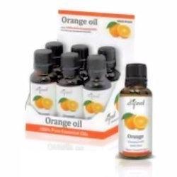 Sunflower Natural Essential Oil, Orange, 1 Oz