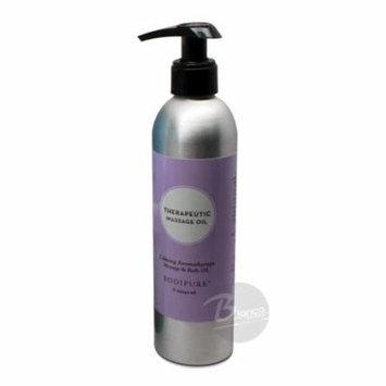 Bodipure Therapeutic Massage Oil-8oz