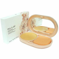 Paul & Joe Beaute Moisturizing Compact Foundation .28 oz Clear 30
