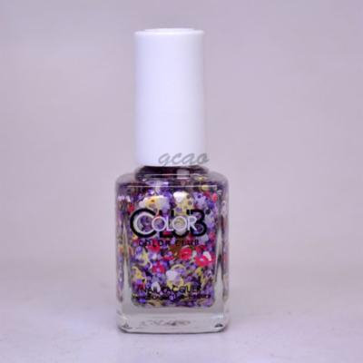 Color Club Nail Polish Lacquer NAILMOJI Collection 0.5 oz LS44 Lol
