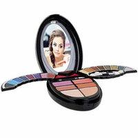 Jumbl JumblCarry Cosmetics Kit Plus Brush and Mirror Included