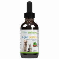 Dog Joint Pain Supplement - Agile Joints for Dogs - by Pet WellBeing