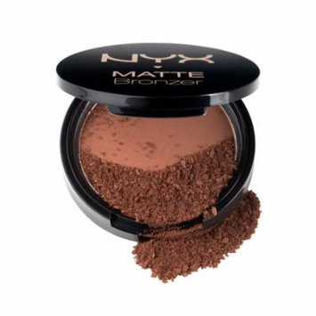 (6 Pack) NYX Matte Bronzer - Dark Tan