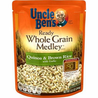 UNCLE BEN'S Ready Medley: Quinoa & Brown Rice, 8.5oz