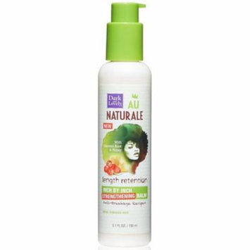 Dark and Lovely Au Naturale Length Retention Inch By Inch Strengthening Balm 5.1 oz
