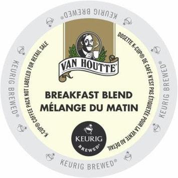 Van Houtte Breakfast Blend, K-Cup Portion Pack for Keurig Brewers (96 Count) (4x16oz)