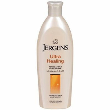 5 Pack - Jergens Ultra Healing Lotion 10 oz Each