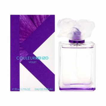 Kenzo Couleur Violet by Kenzo for Women 1.7 oz Eau de Parfum Spray