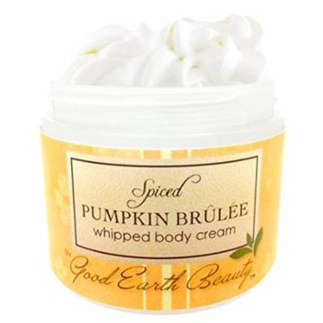 Body Cream Pumpkin Brulee Natural By Good Earth Beauty