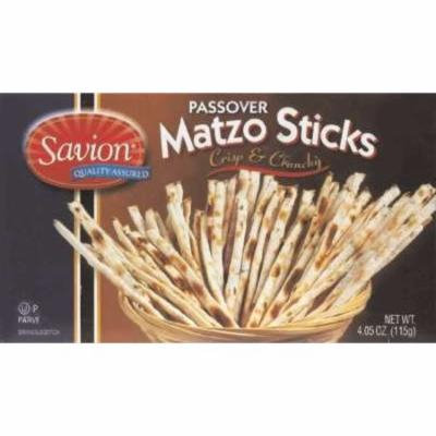 Yehuda Savion Matzo Stck On/Glc 4.10 OZ(Pack of 24)