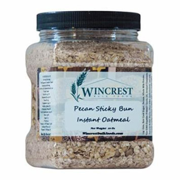 Cinnamon Pecan Sticky Bun Instant Oatmeal - 1 Lb Tub