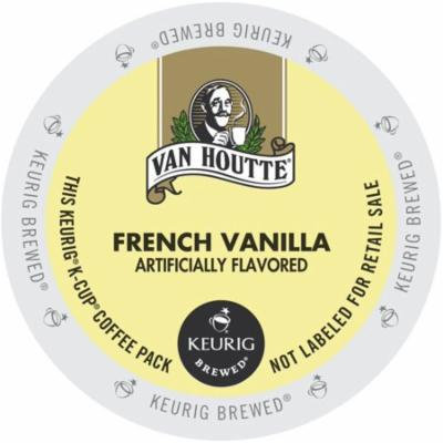 Van Houtte French Vanilla Coffee, K-Cup Portion Pack For Keurig Brewers (96 Count)