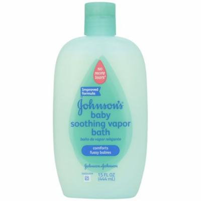3 Pack Johnsons Soothing Vapor Bath - 15 oz Each