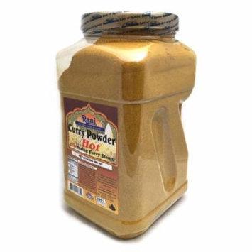 Rani Curry Powder Hot 5lbs (2.27kg) Pet Jar