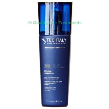 Tec Italy - Lumina Purple Shampoo, 10.1 oz