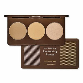 Etude House Face Designing Contouring Palette (#02 Pink Brown)