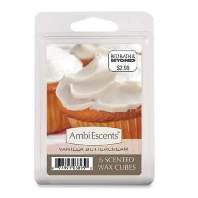 Vanilla Buttercream Fragrance Cubes