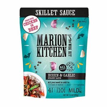 Cantonese Hoisin & Garlic Skillet Stir-Fry Sauce by Marion's Kitchen, Bulk 8 Pack, Healthy, All Natural, Gluten Free