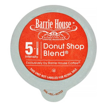 Barrie House Donut Shop Blend Coffee Single Serve Cups for Keurig K cup Brewer, 24 Count