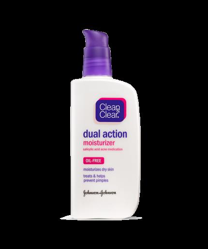 Clean & Clear® Essentials Dual Action Moisturizer