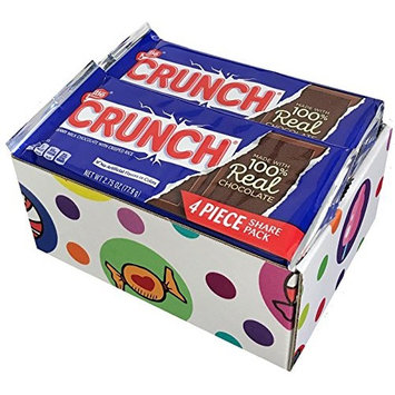 Nestle Crunch King Size Candy Bars (Pack of 9) By Candylab