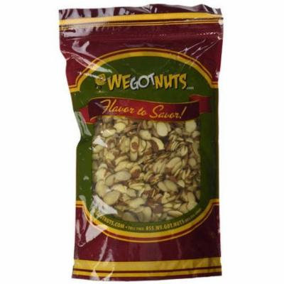 We Got Nuts Raw Natural Sliced Almonds, 3 lbs