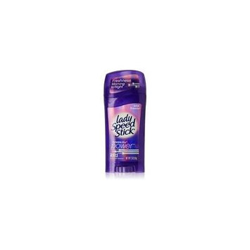 3 Pack Lady Speed Stick Invisible Dry Power Deodorant Wild Freesia 2.3 Oz Each