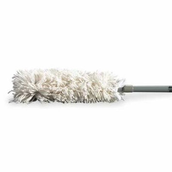 Rubbermaid FGT11000GY00 Cotton Extendable Duster, 15-1/4