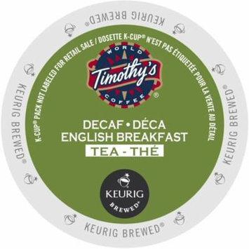 Timothys World Coffee Timothys Tea, 25 ea