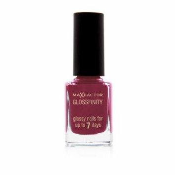 Max Factor Glossfinity Nail Polish 160 Raspberry Blush