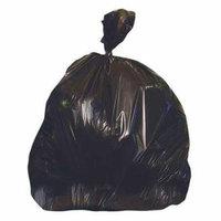 Tough Guy H3417RK Black Low Density Polyethylene 4 gal. Sanitary Napkin Bin Liner
